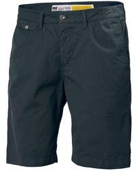 """Helly Hansen Bermuda Short 10"""" Pantalon De Voile - Bleu"""