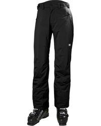 Helly Hansen Ski Trouser Black