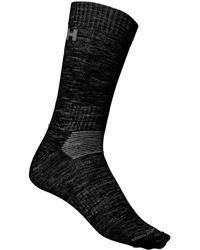 Helly Hansen Merino Light Liner Sock Baselayer Black