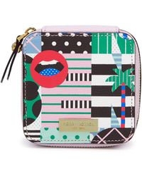 Henri Bendel - Craig & Karl West 57th Small Travel Jewelry Case - Lyst