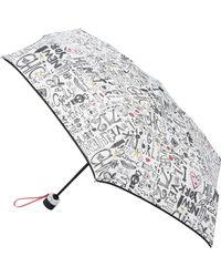 Henri Bendel - Graffiti Umbrella - Lyst