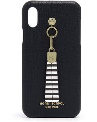 Henri Bendel - West 57th Charm Case For Iphone X - Lyst