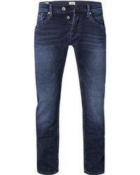 Pepe Jeans Track - Blau