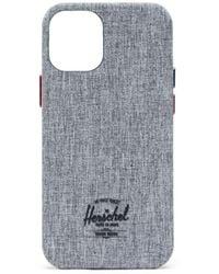 Herschel Supply Co. Classic Iphone 12 Case - Blue