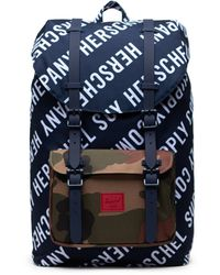 Herschel Supply Co. Herschel Little America - Blue