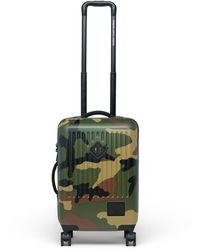 Herschel Supply Co. Trade Small 23-inch Wheeled Packing Case - Green