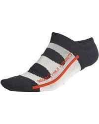 Y-3 Classic No-show Socks - Black
