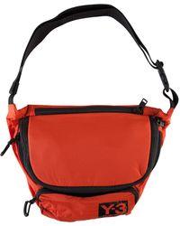 Y-3 Packable Backpack/waist Bag - Orange