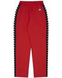 Gosha Rubchinskiy - Kappa Logo Track Pants Red - Lyst