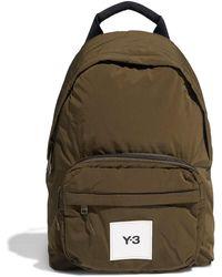 Y-3 Techlite Tweak Backpack Khaki - Multicolor