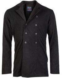 Yohji Yamamoto Double-breasted Jacket - Black