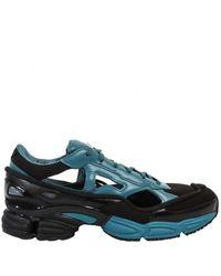 Raf Simons Rs X Adidas Replicant Ozweego Sneakers Uk 6/us 6.5 - Blue