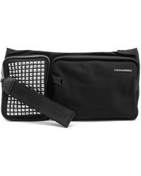 DSquared² Stud Detail Belt Bag - Black