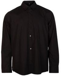 OAMC Mark Silk Foulard Shirt - Black