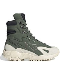 Y-3 Notoma Boots Shadow Green