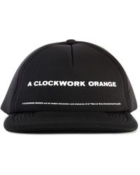 Undercover A Clockwork Orange Snapback Cap - Black