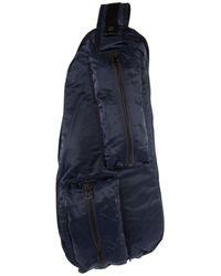 Junya Watanabe Eye Multi Pocket Crossbody Bag Navy - Blue