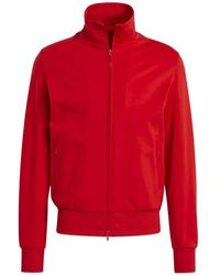 Y-3 Classic Track Jacket Red