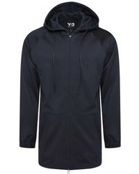 Y-3 Bold Stripe Hoody Navy/black - Blue