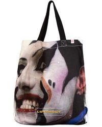 Charles Jeffrey LOVERBOY Portrait Tote Bag - Multicolour