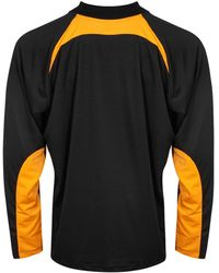 Martine Rose Revels Long Sleeve T-shirt - Black