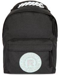 Raf Simons Rs Pak'r Xs Backpack - Black