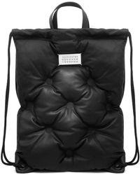 Maison Margiela Glam Slam Drawstring Bag - Black