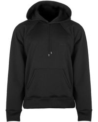 OAMC Henry Embroidered Detail Hoodie - Black