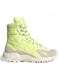 Y-3 Notoma Boots Semi Frozen Yellow