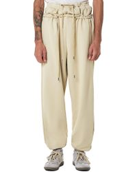 Y. Project - Double Waist Track Pant - Lyst