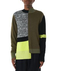 Liam Hodges - Knit 'strutures' Sweater - Lyst