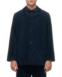 Toogood The Carpenter Jacket - Blue