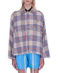 Vivienne Westwood Ben Overshirt - Blue