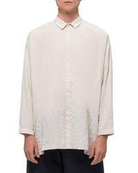 Toogood The Draughtsman Shirt - White
