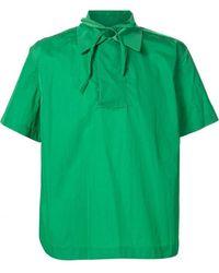 Björn Borg - Ribbon Detail Shirt - Lyst