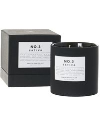 PHOTO/GENICS+CO No. 3 Sativa Wax Candle - Multicolor