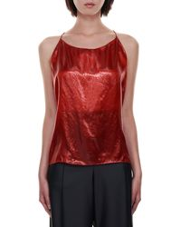 Kwaidan Editions Camisole Top - Red