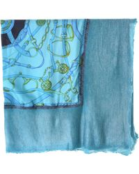 Avant Toi - Brushed Scarf - Lyst
