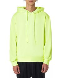 Juun.J - Embroidered Graphic Hooded Pullover - Lyst