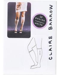 Claire Barrow - Graphic Crew Socks - Lyst