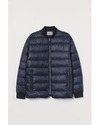 H&M Down Jacket - Blue