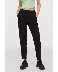 H&M Pull-on Pants - Black