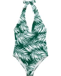 H&M - Shaping Swimsuit - Lyst