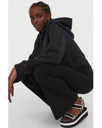 H&M Flared leggings - Black