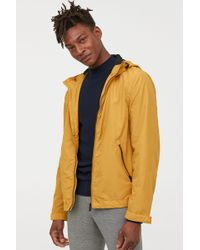 H&M - Hooded Jacket - Lyst