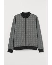 H&M Vest Met Rits - Wit