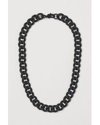 H&M Halsketting - Zwart
