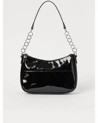 H&M - Lack-Handtasche - Lyst