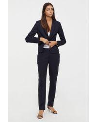 H&M - Suit Pants - Lyst