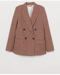 H&M Blazer - Rot